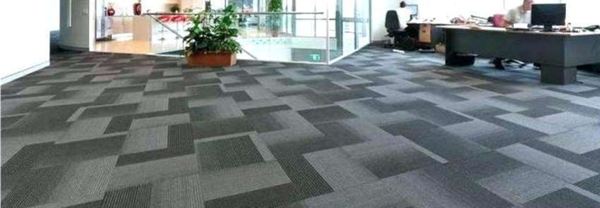 Industrial Carpet Cleaning