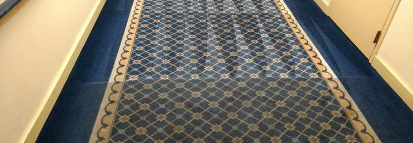 Hotel Commercial Carpet Cleaning